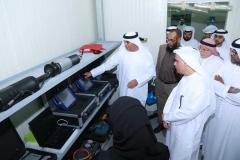 EMIRATES Luxury car maintenance workshop opening