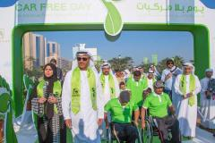 The Seventh Dubai Car Free Day