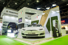 Mena Smart Transport Exhibition 2019