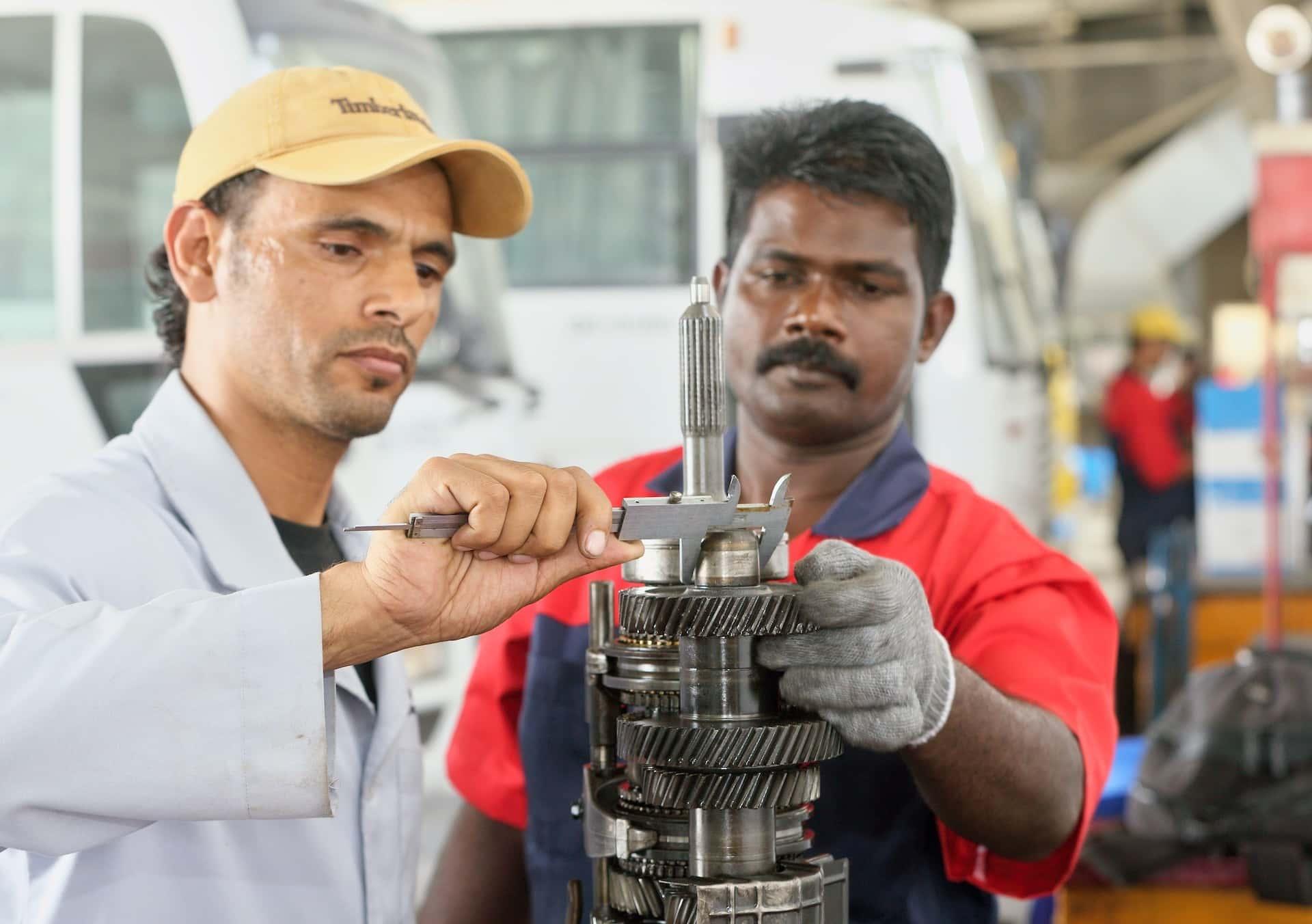 Vehicle Maintenance & Repairs