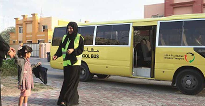 250 new school bus supervisors recruited by Emirates Transport for 2018_19 school year