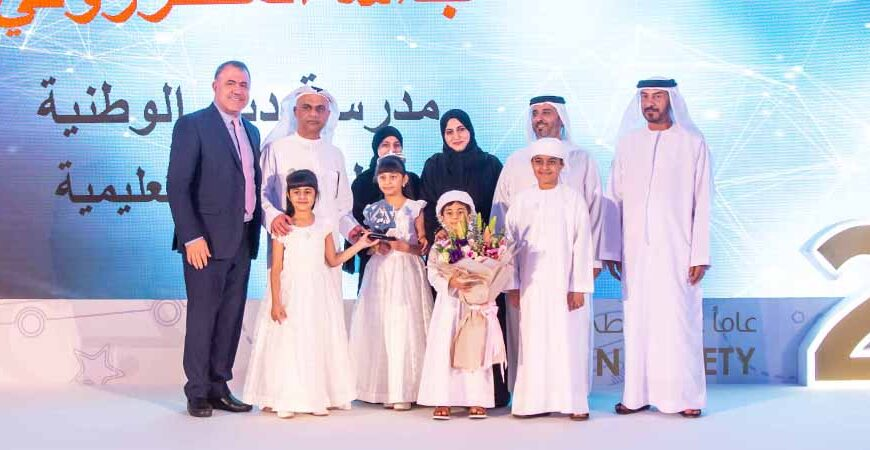 76 winners honoured during the 21st Emirates Transport Awards for Traffic Safety and Education