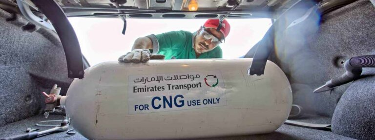 ET modifies 320 vehicles to operate on CNG in first half of 2018