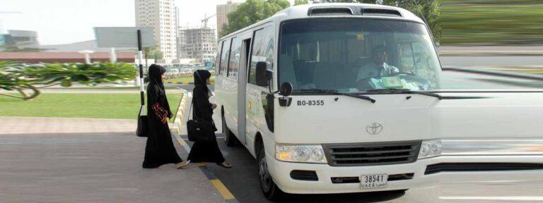 مواصلات الإمارات توفر 720 حافلة لنقل طلبة الجامعات والكليات في مختلف مناطق الدولة
