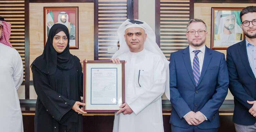 ET renews its certification from the Abu Dhabi Centre for Environment, Health and Safety