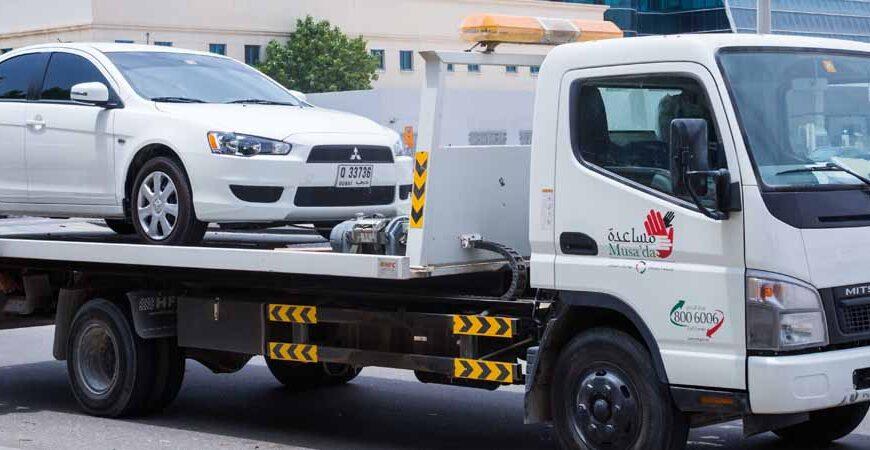 """مواصلات الإمارات تقدم خدمات """"المساعدة على الطريق"""" لأكثر من 56 ألف متعاملاً في 2018"""