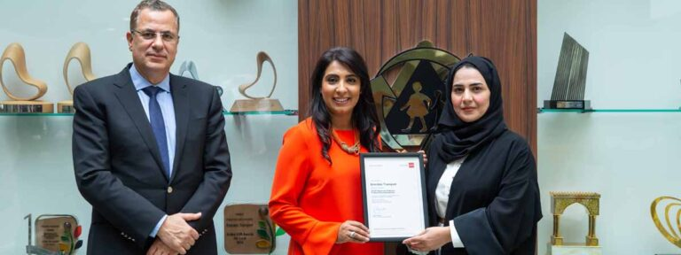 Emirates Transport achieves ACCA Approved Employer status
