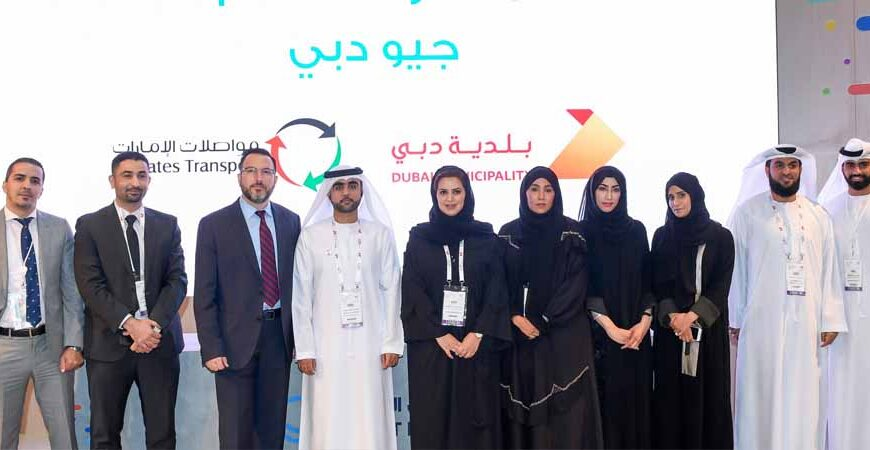 Emirates Transport and Dubai Municipality sign new MoU to enhance Dubai Geospatial Infrastructure