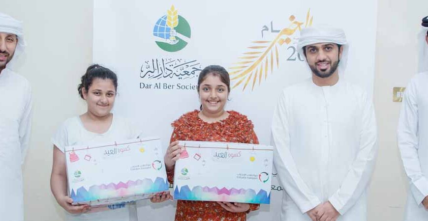 Emirates Transport completes 18 community initiatives during 'Year of Giving'