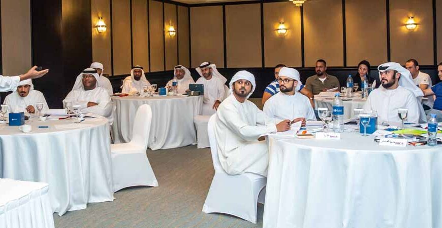 Emirates Transport holds a professional training course in the field of occupational safety and health