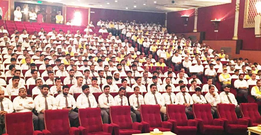 Emirates Transport organizes awareness programme for 580 school transport drivers in Sharjah