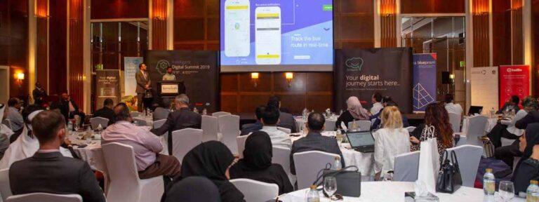 مواصلات الإمارات تشارك في تنظيم مؤتمر الذكاء الرقمي 2019