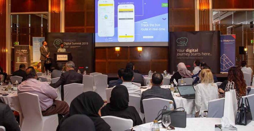 Emirates Transport participates in the Intelligent Digital Summit 2019