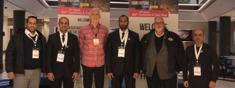 Emirates Transport participates in the annual conference of the American National Association for Student Transportation (NAPT)