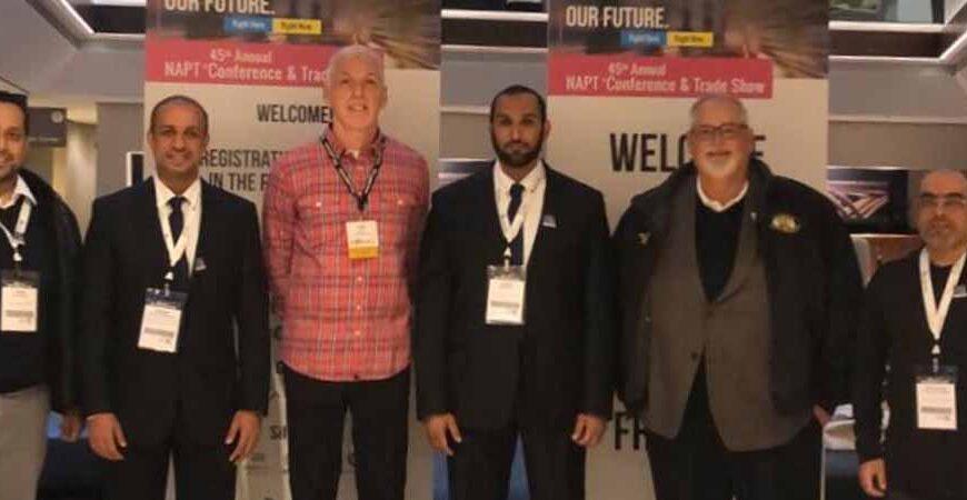 مواصلات الإمارات تشارك في أعمال المؤتمر السنوي للرابطة الوطنية الأمريكية لنقل الطلبة
