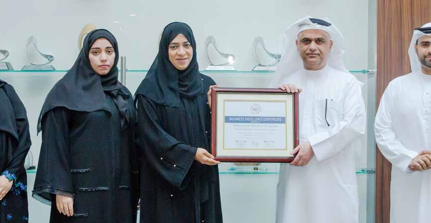 Emirates Transport recognized with two awards from the World Confederation of Businesses