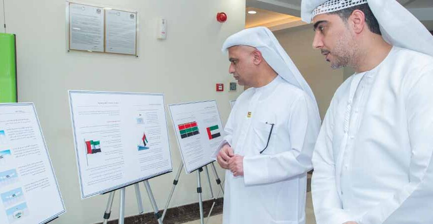 Emirates Transport renews its oath to serve the Flag