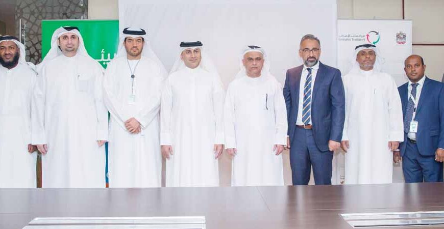 Emirates Transport signs contract with Bee'ah for the maintenance of vehicles