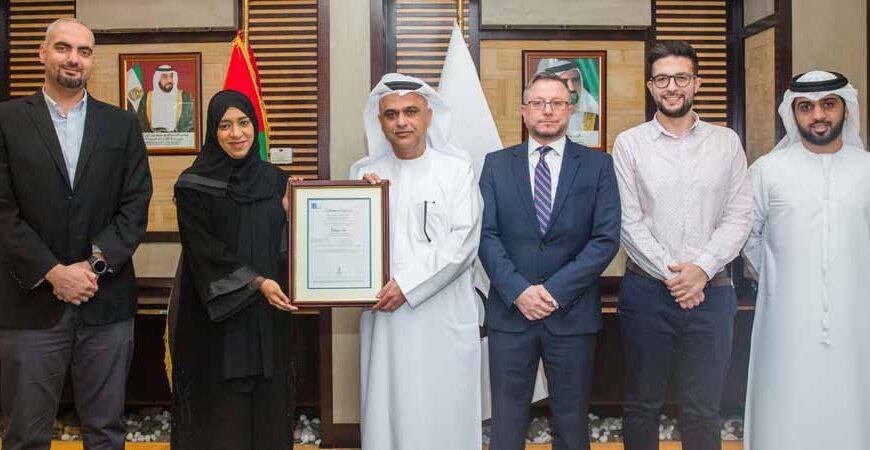 Emirates Transport updates its IMS certificates