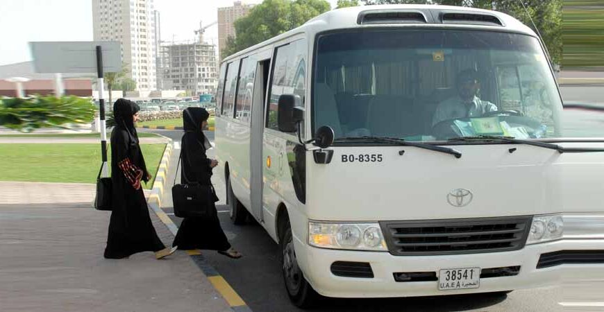 Emirates Transport transports more than 2,200 university students in Dubai and Sharjah