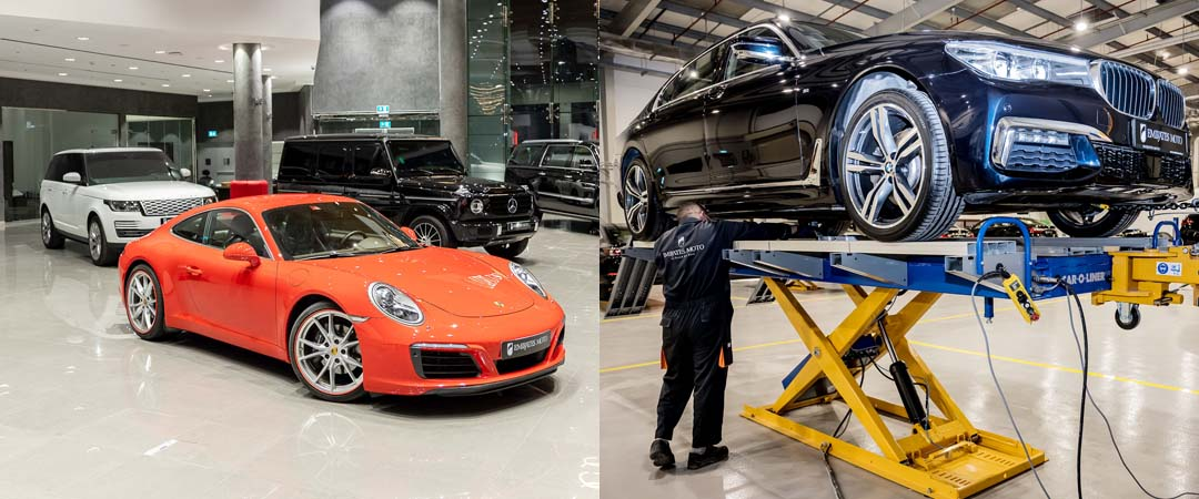 Emirates Moto services 703 luxury vehicles in H1 of 2021